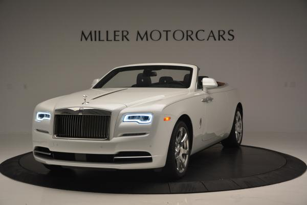 New 2016 Rolls-Royce Dawn for sale Sold at Bugatti of Greenwich in Greenwich CT 06830 1