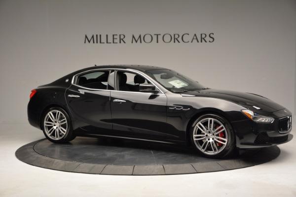 Used 2015 Maserati Ghibli S Q4 for sale Sold at Bugatti of Greenwich in Greenwich CT 06830 10