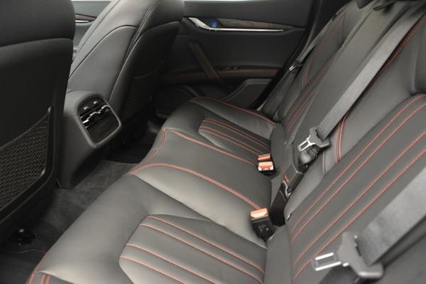 Used 2015 Maserati Ghibli S Q4 for sale Sold at Bugatti of Greenwich in Greenwich CT 06830 16