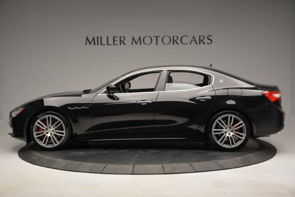 Used 2015 Maserati Ghibli S Q4 for sale Sold at Bugatti of Greenwich in Greenwich CT 06830 3