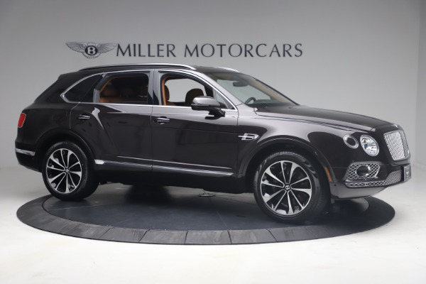 Used 2018 Bentley Bentayga W12 Signature for sale Call for price at Bugatti of Greenwich in Greenwich CT 06830 10