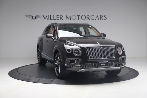 Used 2018 Bentley Bentayga W12 Signature for sale Call for price at Bugatti of Greenwich in Greenwich CT 06830 11