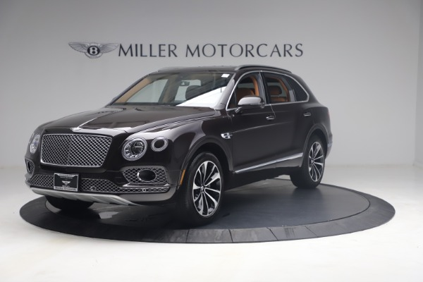 Used 2018 Bentley Bentayga W12 Signature for sale Call for price at Bugatti of Greenwich in Greenwich CT 06830 2