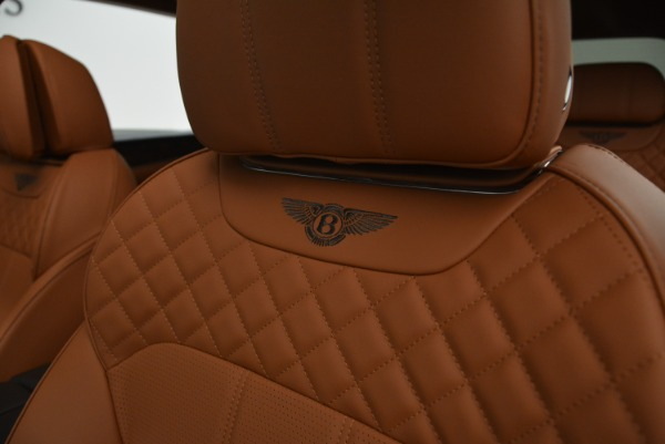 Used 2018 Bentley Bentayga W12 Signature for sale Call for price at Bugatti of Greenwich in Greenwich CT 06830 22