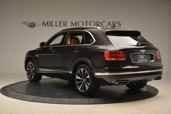 Used 2018 Bentley Bentayga W12 Signature for sale Call for price at Bugatti of Greenwich in Greenwich CT 06830 4