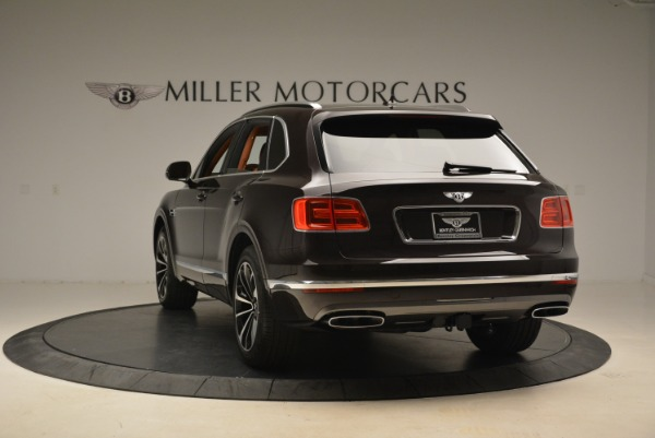 Used 2018 Bentley Bentayga W12 Signature for sale Call for price at Bugatti of Greenwich in Greenwich CT 06830 5