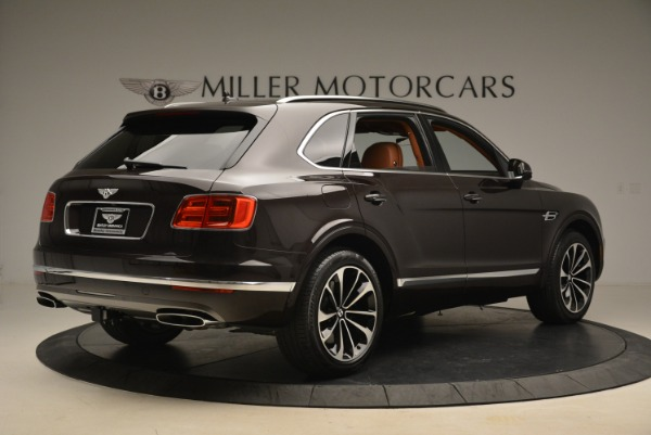 Used 2018 Bentley Bentayga W12 Signature for sale Call for price at Bugatti of Greenwich in Greenwich CT 06830 8