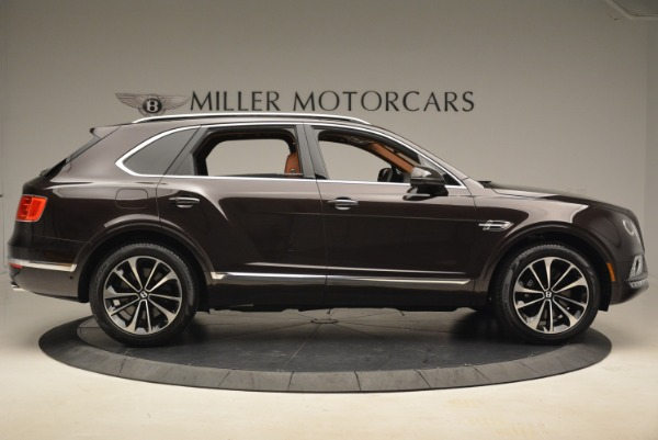 Used 2018 Bentley Bentayga W12 Signature for sale Call for price at Bugatti of Greenwich in Greenwich CT 06830 9