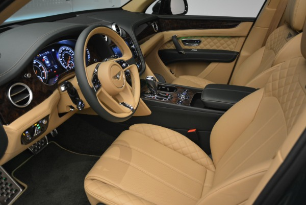 New 2018 Bentley Bentayga Signature for sale Sold at Bugatti of Greenwich in Greenwich CT 06830 24