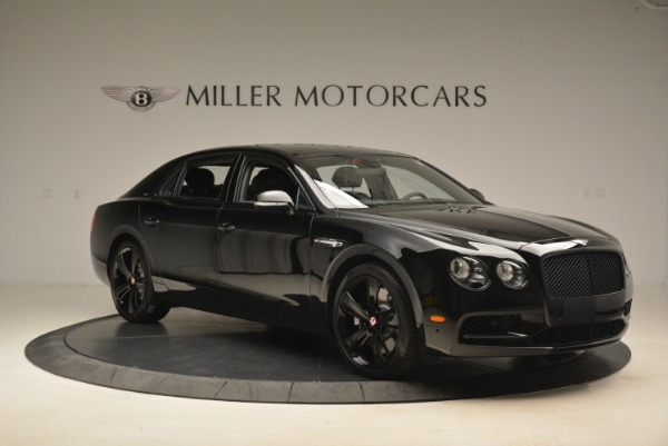 New 2018 Bentley Flying Spur V8 S Black Edition for sale Sold at Bugatti of Greenwich in Greenwich CT 06830 10