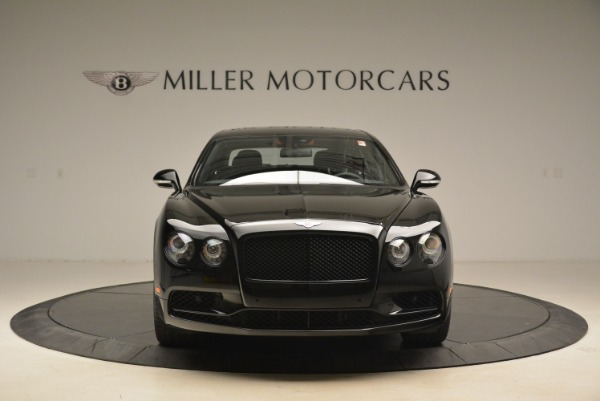 New 2018 Bentley Flying Spur V8 S Black Edition for sale Sold at Bugatti of Greenwich in Greenwich CT 06830 12