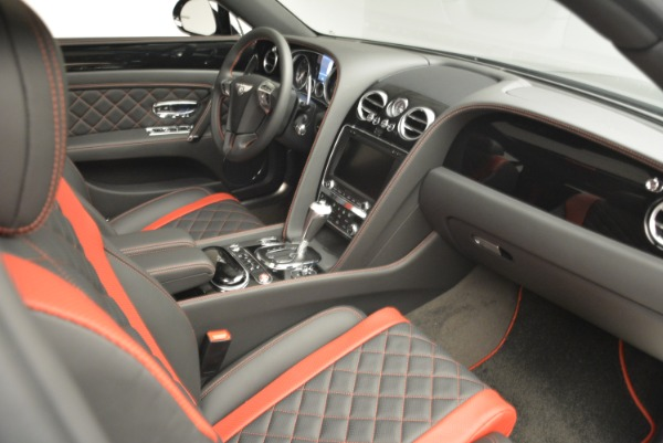 New 2018 Bentley Flying Spur V8 S Black Edition for sale Sold at Bugatti of Greenwich in Greenwich CT 06830 20