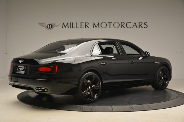 New 2018 Bentley Flying Spur V8 S Black Edition for sale Sold at Bugatti of Greenwich in Greenwich CT 06830 8
