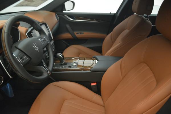 New 2018 Maserati Ghibli S Q4 for sale Sold at Bugatti of Greenwich in Greenwich CT 06830 14
