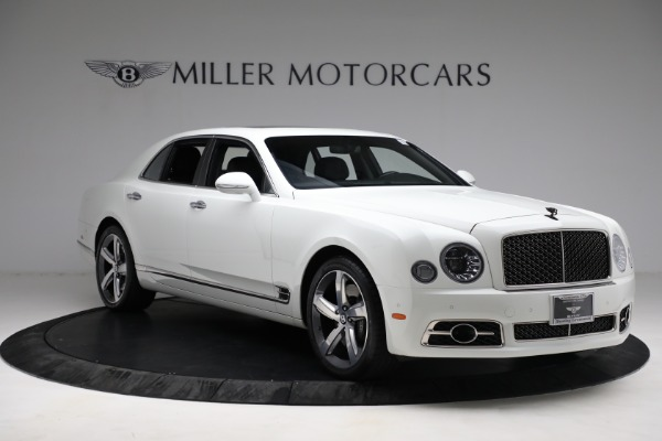 Used 2018 Bentley Mulsanne Speed for sale Sold at Bugatti of Greenwich in Greenwich CT 06830 10