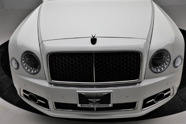 Used 2018 Bentley Mulsanne Speed for sale Sold at Bugatti of Greenwich in Greenwich CT 06830 12