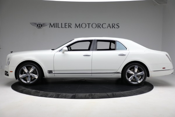 Used 2018 Bentley Mulsanne Speed for sale Sold at Bugatti of Greenwich in Greenwich CT 06830 2
