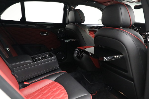 Used 2018 Bentley Mulsanne Speed for sale Sold at Bugatti of Greenwich in Greenwich CT 06830 24
