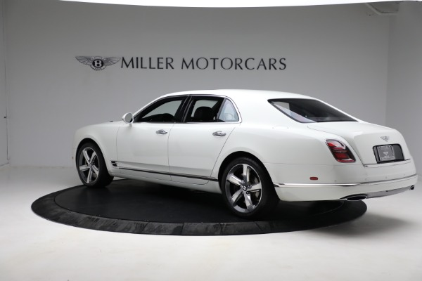 Used 2018 Bentley Mulsanne Speed for sale Sold at Bugatti of Greenwich in Greenwich CT 06830 3