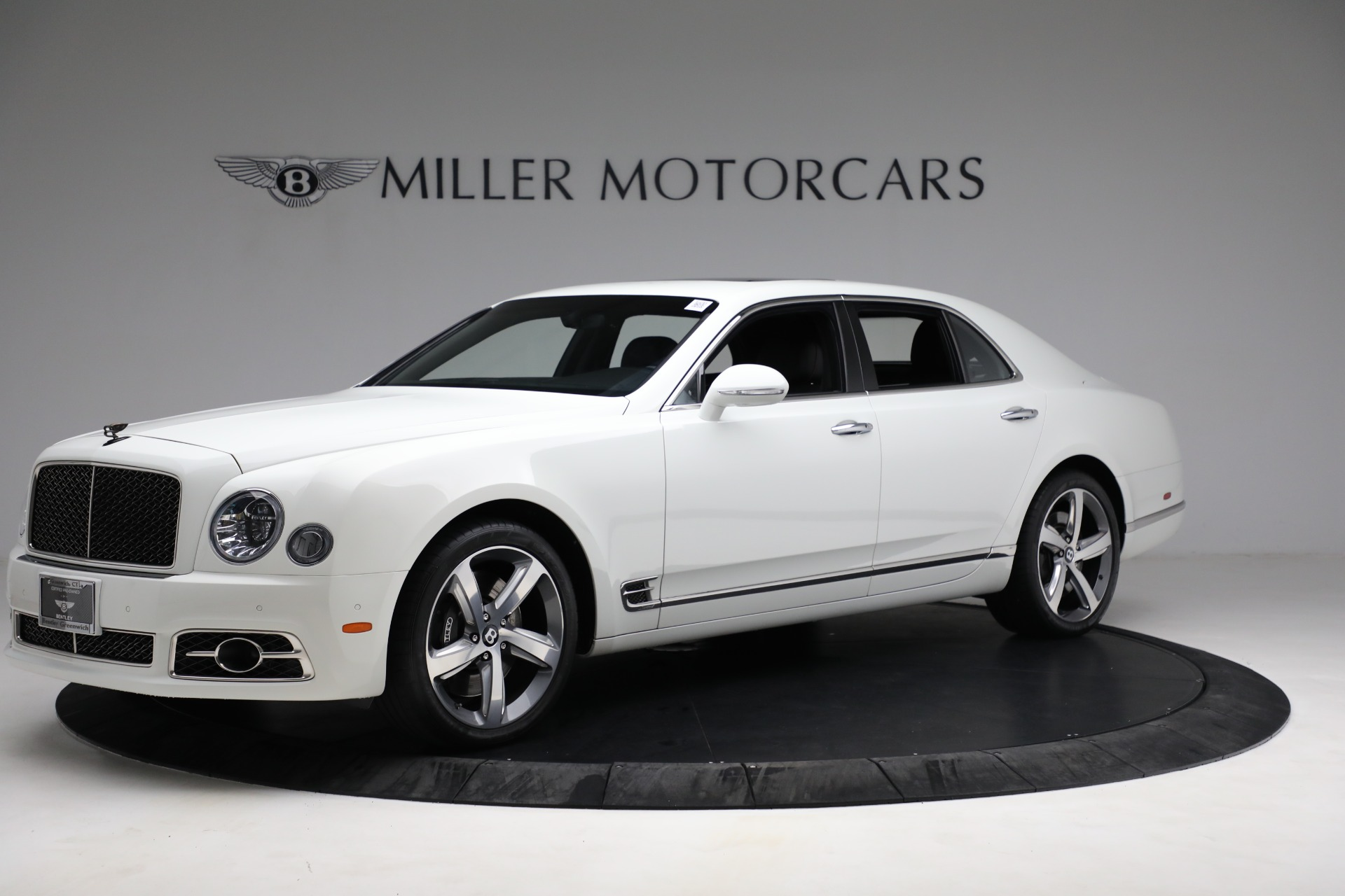 Used 2018 Bentley Mulsanne Speed for sale Sold at Bugatti of Greenwich in Greenwich CT 06830 1