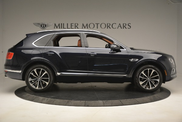 Used 2018 Bentley Bentayga Signature for sale Sold at Bugatti of Greenwich in Greenwich CT 06830 10