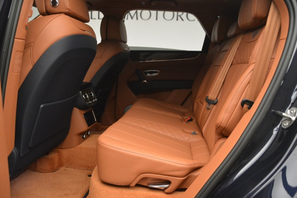 Used 2018 Bentley Bentayga Signature for sale Sold at Bugatti of Greenwich in Greenwich CT 06830 23