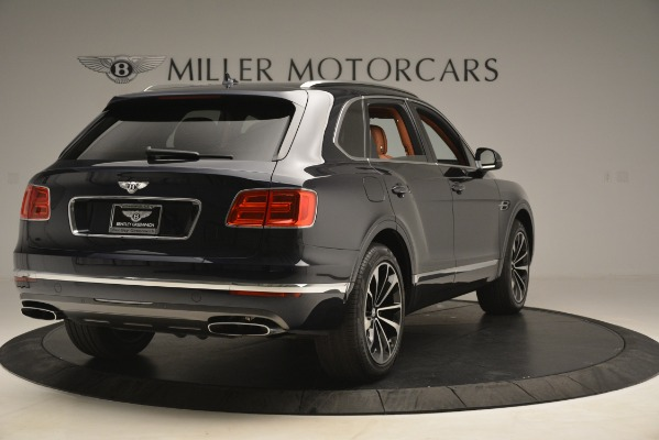 Used 2018 Bentley Bentayga Signature for sale Sold at Bugatti of Greenwich in Greenwich CT 06830 8