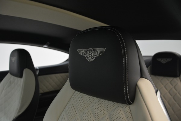 Used 2016 Bentley Continental GT V8 S for sale Sold at Bugatti of Greenwich in Greenwich CT 06830 22