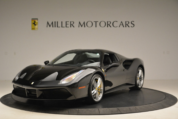 Used 2016 Ferrari 488 Spider for sale Sold at Bugatti of Greenwich in Greenwich CT 06830 13