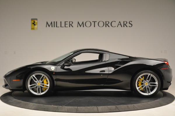 Used 2016 Ferrari 488 Spider for sale Sold at Bugatti of Greenwich in Greenwich CT 06830 15