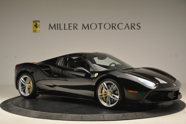 Used 2016 Ferrari 488 Spider for sale Sold at Bugatti of Greenwich in Greenwich CT 06830 22