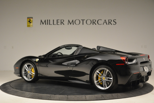 Used 2016 Ferrari 488 Spider for sale Sold at Bugatti of Greenwich in Greenwich CT 06830 4