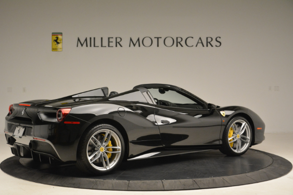 Used 2016 Ferrari 488 Spider for sale Sold at Bugatti of Greenwich in Greenwich CT 06830 8