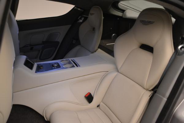 Used 2014 Aston Martin Rapide S for sale Sold at Bugatti of Greenwich in Greenwich CT 06830 19