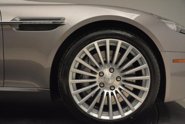 Used 2014 Aston Martin Rapide S for sale Sold at Bugatti of Greenwich in Greenwich CT 06830 24