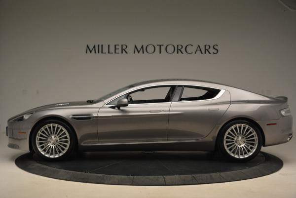 Used 2014 Aston Martin Rapide S for sale Sold at Bugatti of Greenwich in Greenwich CT 06830 3