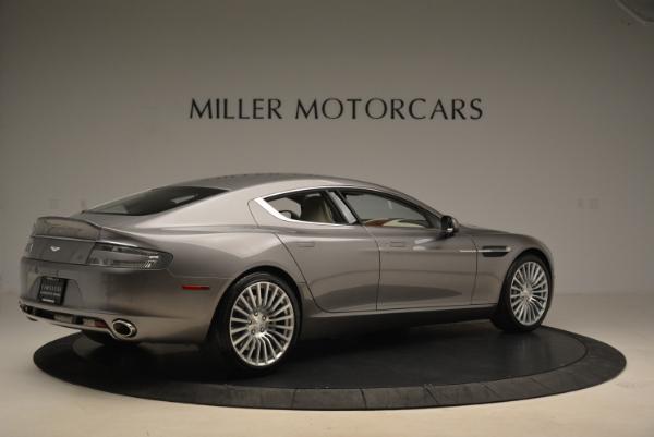 Used 2014 Aston Martin Rapide S for sale Sold at Bugatti of Greenwich in Greenwich CT 06830 8