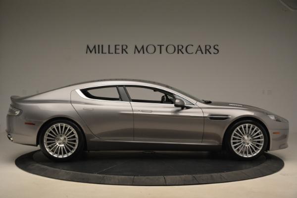 Used 2014 Aston Martin Rapide S for sale Sold at Bugatti of Greenwich in Greenwich CT 06830 9