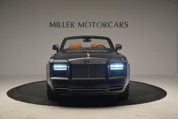New 2016 Rolls-Royce Phantom Drophead Coupe Bespoke for sale Sold at Bugatti of Greenwich in Greenwich CT 06830 11