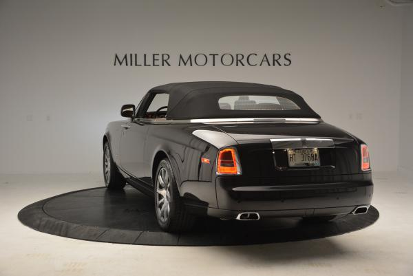 New 2016 Rolls-Royce Phantom Drophead Coupe Bespoke for sale Sold at Bugatti of Greenwich in Greenwich CT 06830 16