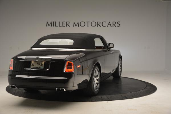New 2016 Rolls-Royce Phantom Drophead Coupe Bespoke for sale Sold at Bugatti of Greenwich in Greenwich CT 06830 17