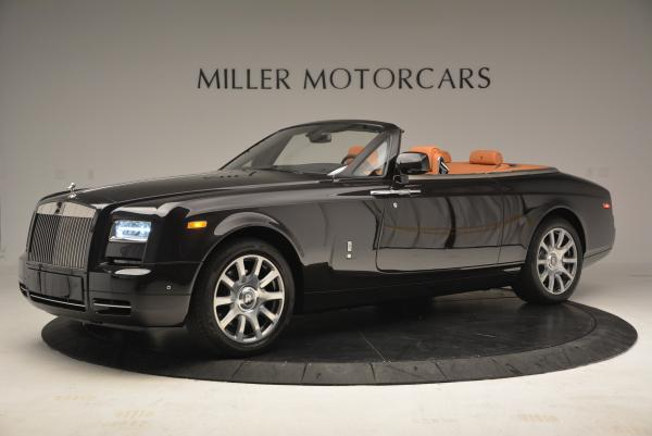 New 2016 Rolls-Royce Phantom Drophead Coupe Bespoke for sale Sold at Bugatti of Greenwich in Greenwich CT 06830 2