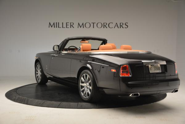 New 2016 Rolls-Royce Phantom Drophead Coupe Bespoke for sale Sold at Bugatti of Greenwich in Greenwich CT 06830 5