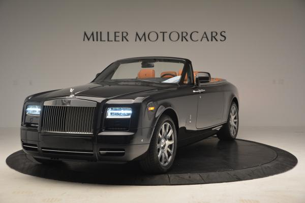 New 2016 Rolls-Royce Phantom Drophead Coupe Bespoke for sale Sold at Bugatti of Greenwich in Greenwich CT 06830 1