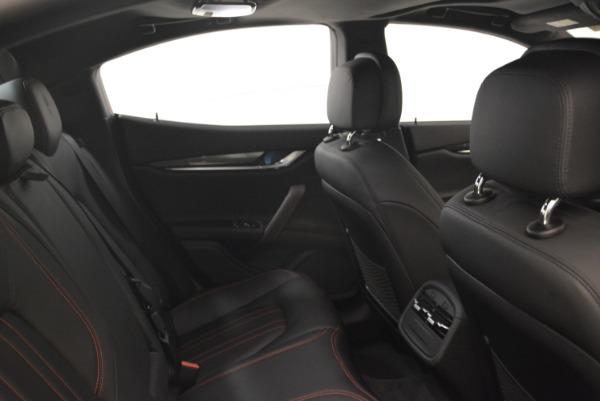 New 2018 Maserati Ghibli S Q4 for sale Sold at Bugatti of Greenwich in Greenwich CT 06830 26