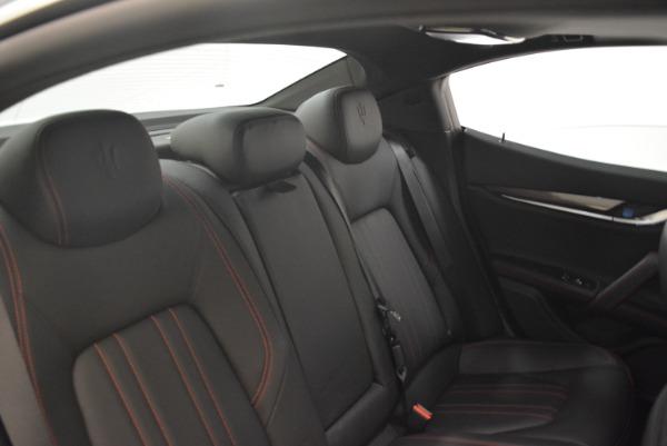 New 2018 Maserati Ghibli S Q4 for sale Sold at Bugatti of Greenwich in Greenwich CT 06830 27