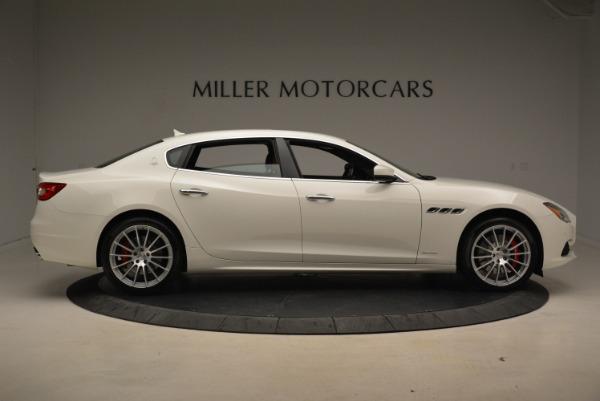 New 2018 Maserati Quattroporte S Q4 GranLusso for sale Sold at Bugatti of Greenwich in Greenwich CT 06830 12
