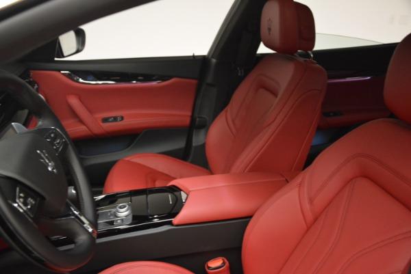 New 2018 Maserati Quattroporte S Q4 GranLusso for sale Sold at Bugatti of Greenwich in Greenwich CT 06830 18
