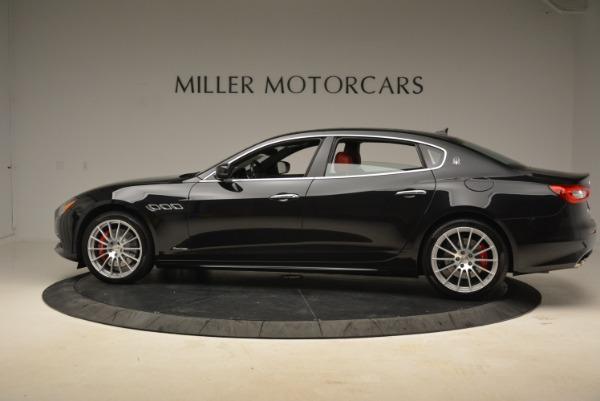 New 2018 Maserati Quattroporte S Q4 GranLusso for sale Sold at Bugatti of Greenwich in Greenwich CT 06830 5