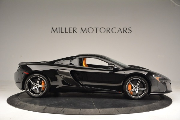 Used 2015 McLaren 650S Spider for sale Sold at Bugatti of Greenwich in Greenwich CT 06830 19